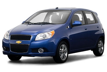 Chevrolet Aveo Hatchback